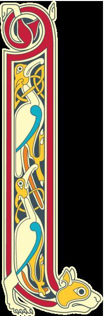 Linsisfarne Gospels