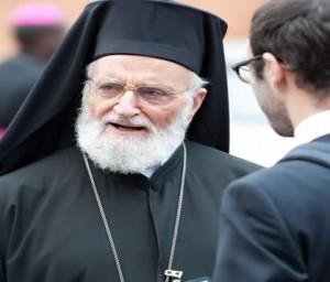Syria_PatriarchGregoriosIII